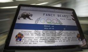 fancy bear website