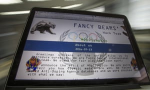 fancy bear website