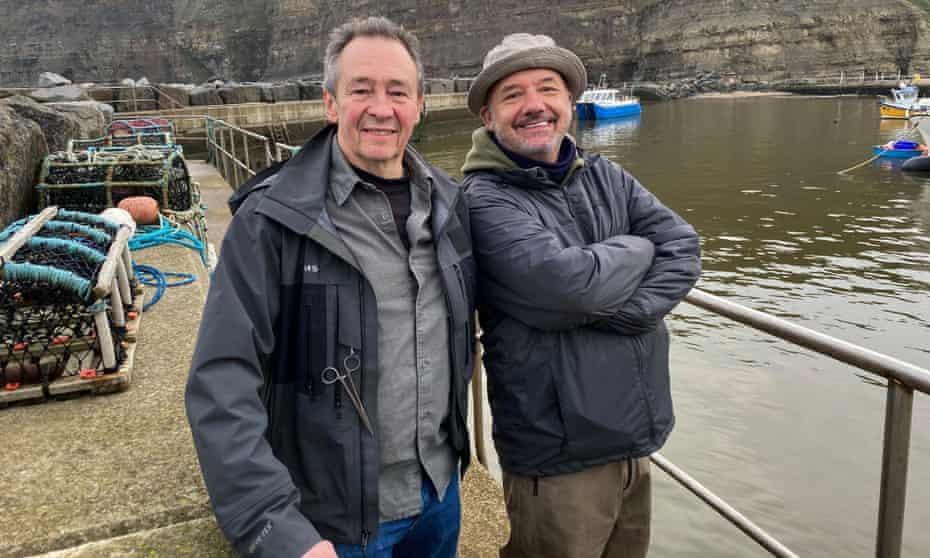 Mortimer & Whitehouse: Gone Christmas Fishing.