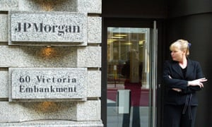 JP Morgan paid no corporation tax at all in the UK in 2014, it was revealed recently.