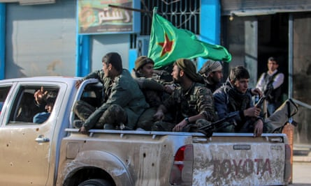 The former Dutch soldier is alleged to have fought in Syria alongside the Kurdish People's Protection Units (YPG).