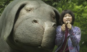 Okja … another take on social division.
