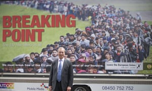 Ukip breaking point poster