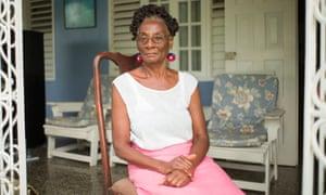 Pauline Pennant in Jamaica