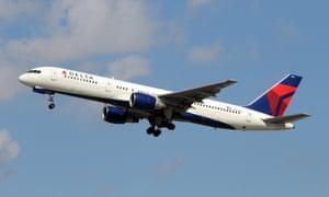 Atlanta-based Delta Air Lines plane