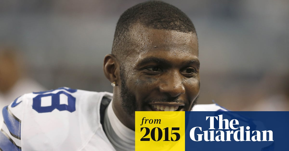 Dez Bryant Signs Five Year 70m Dallas Cowboys Contract