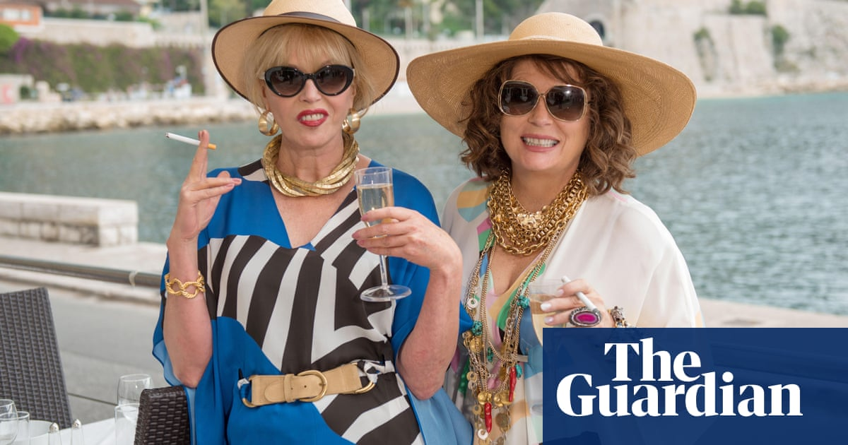 Why Absolutely Fabulous The Movie Is A Better Fashion Satire Than Zoolander 2
