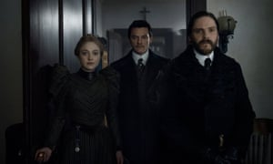 'But save for its viscerally comprehensive production design and its lavish attention to detail, The Alienist is, somehow, a snooze.'