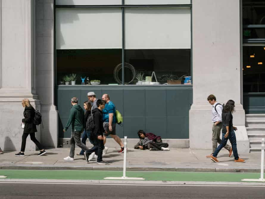 A recent report found there are roughly 38,000 empty homes in San Francisco – three to five times the city's number of homeless people.