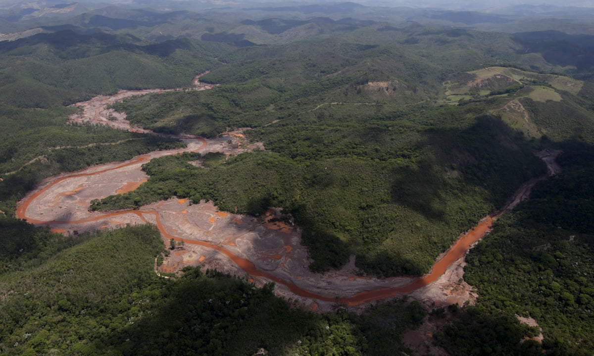 brazil dam disaster judge freezes assets of miners bhp and vale world news the guardian. Black Bedroom Furniture Sets. Home Design Ideas