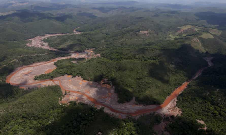 Brazil is demanding $5bn in compensation from BHP Billiton and Vale SA over one of the worst environmental disasters in its history.