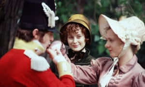 Natasha Little as Becky in BBC1's 1998 adaptation.
