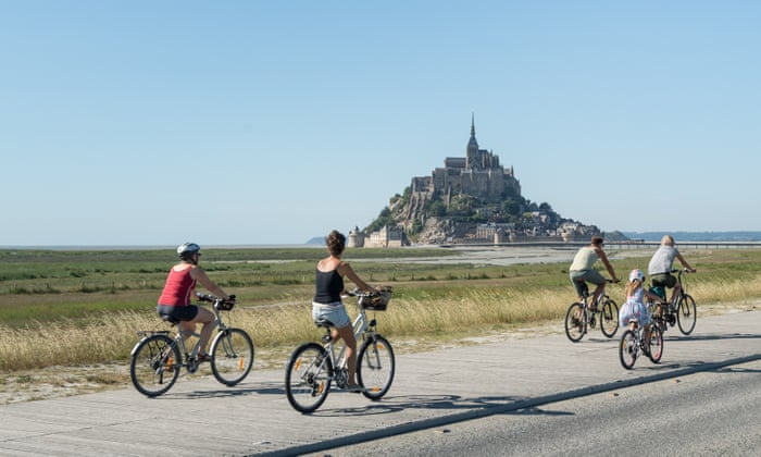 Let's go vélo: six of the most beautiful cycling routes in north-west France