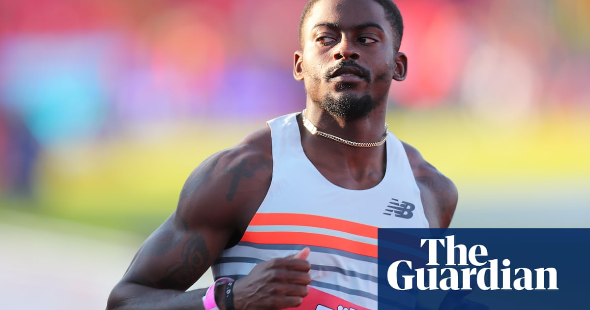 Trayvon Bromell: 'Gold will be great but my biggest purpose is change'