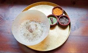 Trishna Restaurant Review Guardian