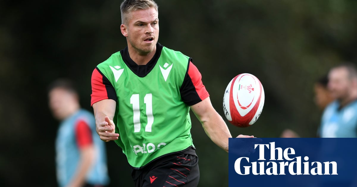 Gareth Anscombe handed keys to No 10 for Wales clash against New Zealand