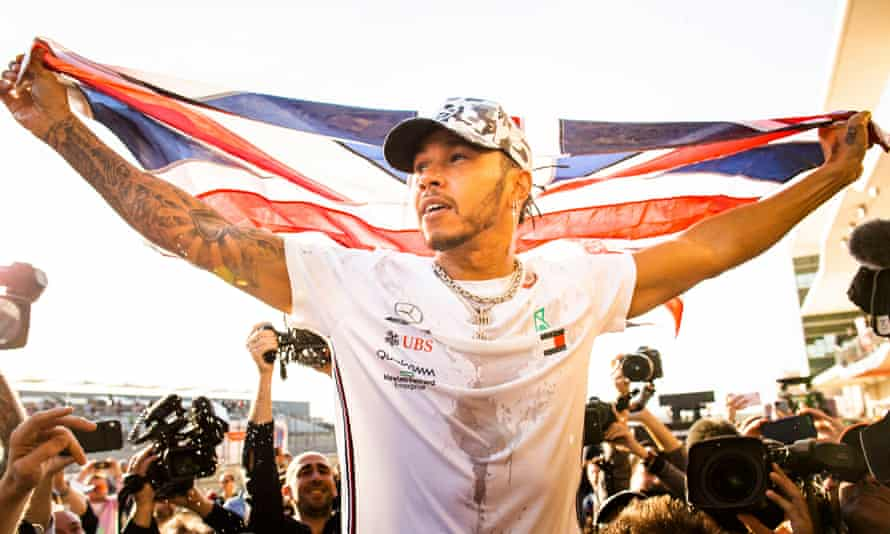 Lewis Hamilton 'has a very special personality', says Gerhard Berger. 'The way he promote the sport around the world is outstanding.'