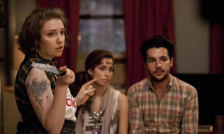 Christopher Abbott on Girls, which he left after the second season.