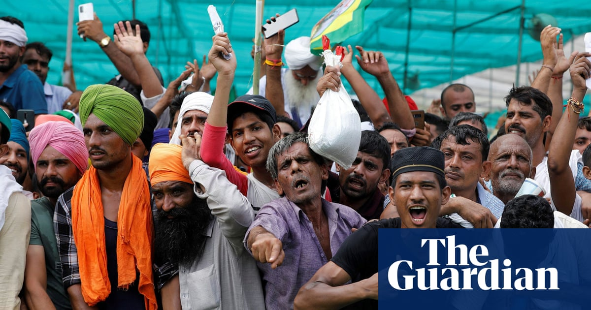 India: at least eight dead after farm protesters attack minister's convoy