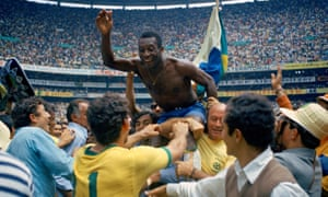Brazil won three World Cups under Havelange's presidency of the country's confederation.