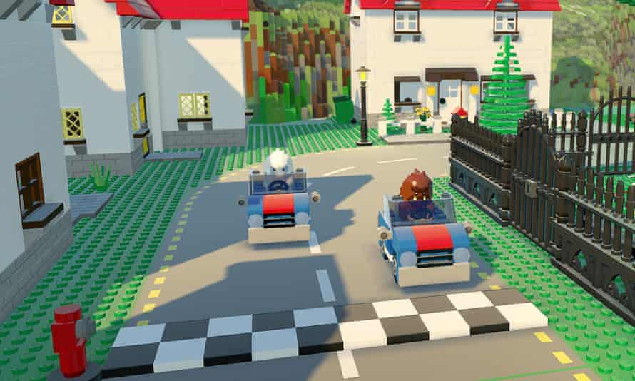 Lego Worlds review – filled with potential, but also confusion | Games |  The Guardian