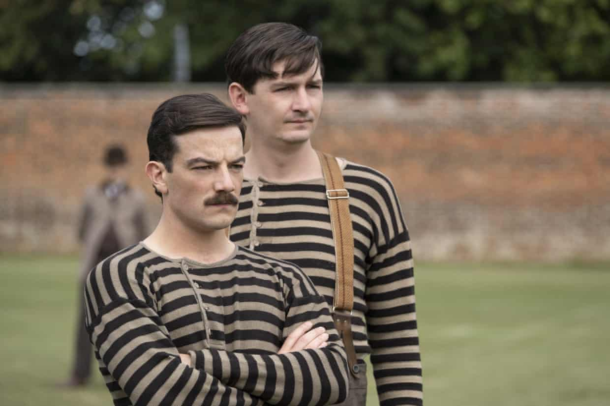 Kevin Guthrie en The English Game