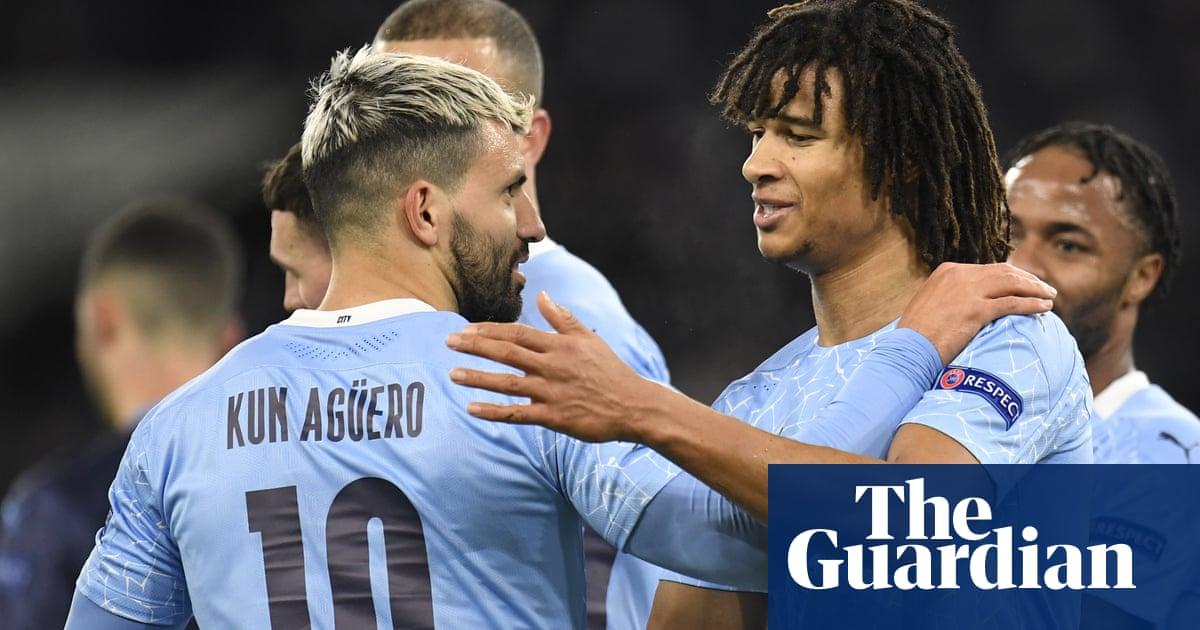 Sergio Agüero returns to help Manchester City end Marseilles hopes