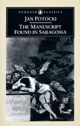 Jan Potocki, The Manuscript Found in Saragossa, Penguin Classics covers