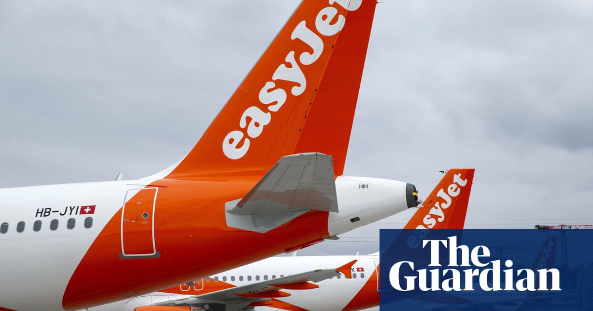 EasyJet increases flights to 60% of pre-Covid levels