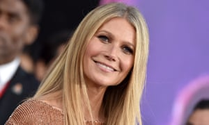 Gwyneth Paltrow: laughing all the way to the bank.