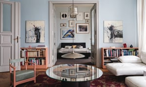 The Berlin apartment: living with the ghosts of the past ...