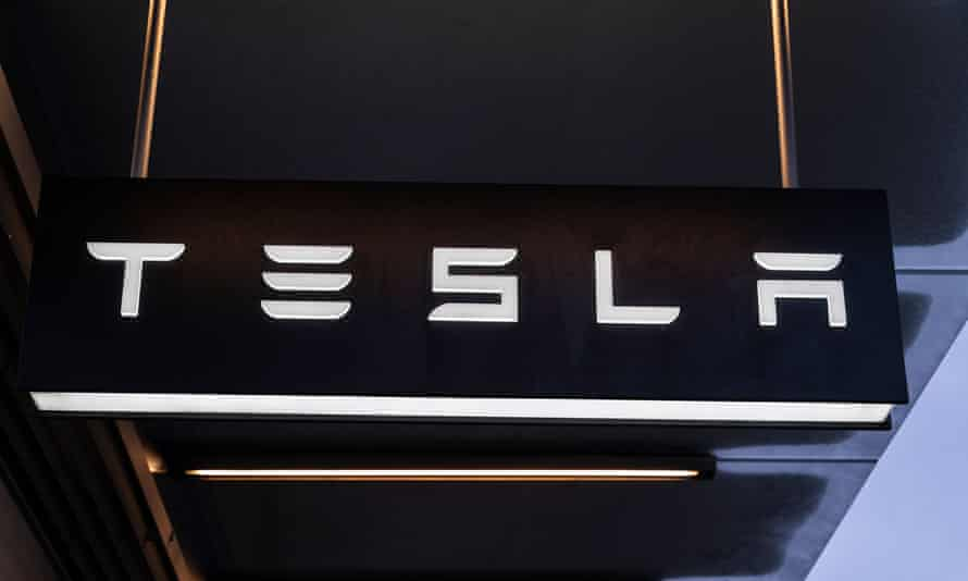 Shares in Tesla have risen by nearly 700% in the past year.