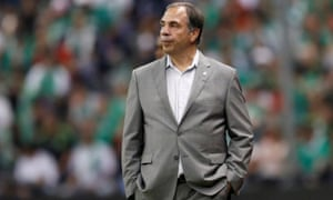 Bruce Arena led the US at the 2002 and 2006 World Cups