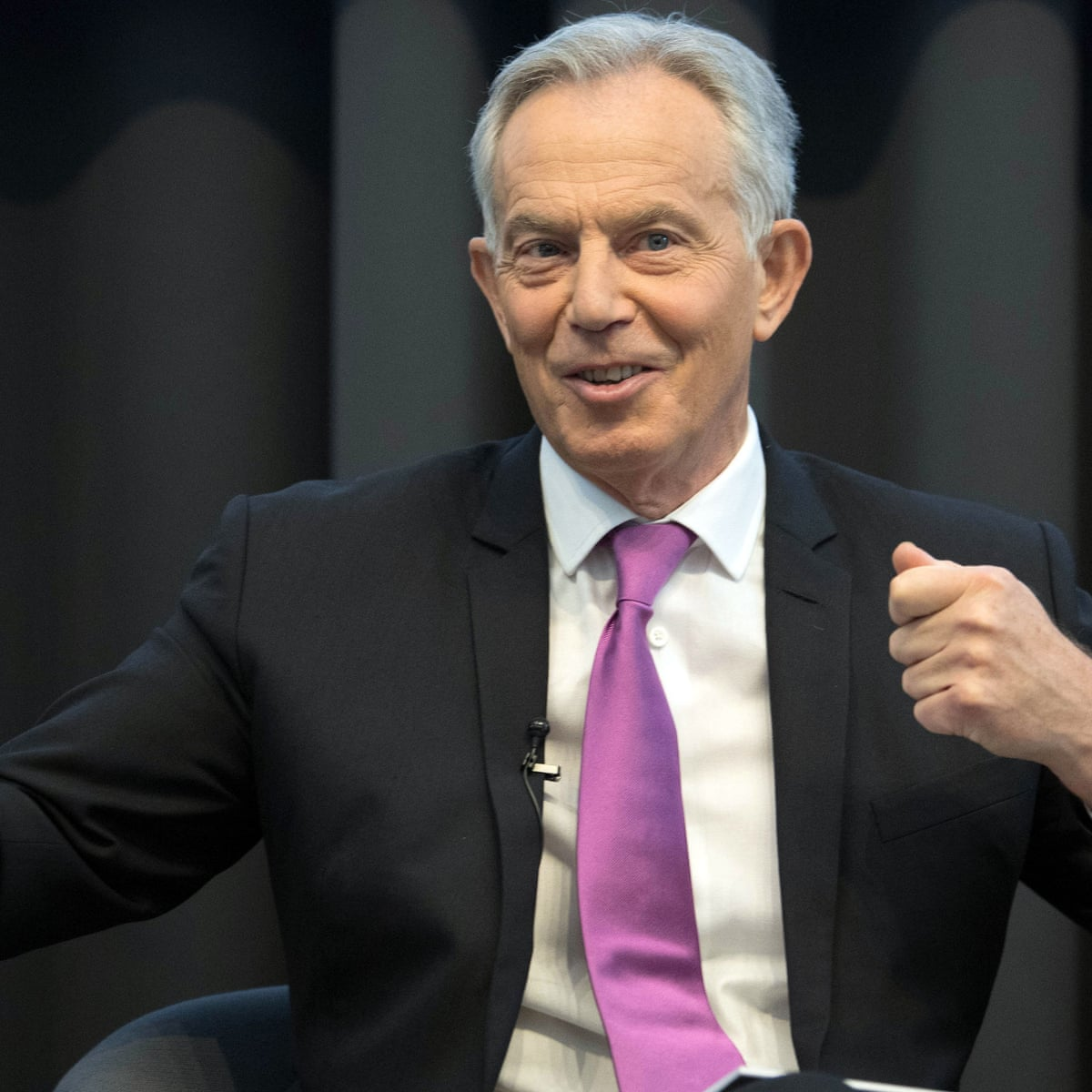 Tony Blair: nominating Bernie Sanders would be 'an enormous gamble ...