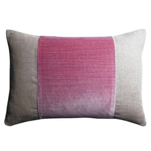 Boboli cushion in blossom and lake from sofa.com