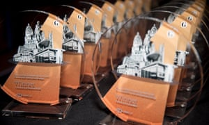 The Guardian University Awards 2018 were held in London on 24 April 2018.