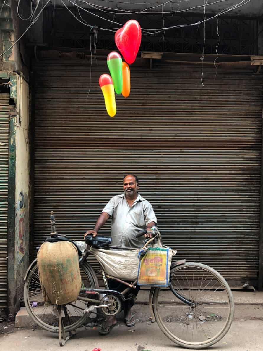 The Hawker of Other People's Happinesses.