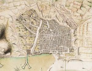 historic maps quiz