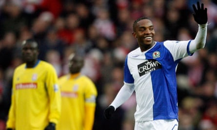 Benni McCarthy: rarely spotted outside the 18 area.