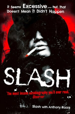 Slash: The Autobiography.