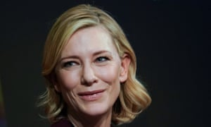 """'He often said, """"We're not friends""""' … Cate Blanchett, who will be on the jury at the Cannes film festival this month, has spoken out about Harvey Weinstein."""