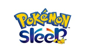 Logo for Pokémon Sleep, an app that aims to track your sleep cycle, developed by the Pokémon company.