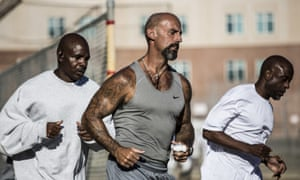 San Quentin's 1,000 Mile Club: 'The runners all get along well. They seem to support each other'