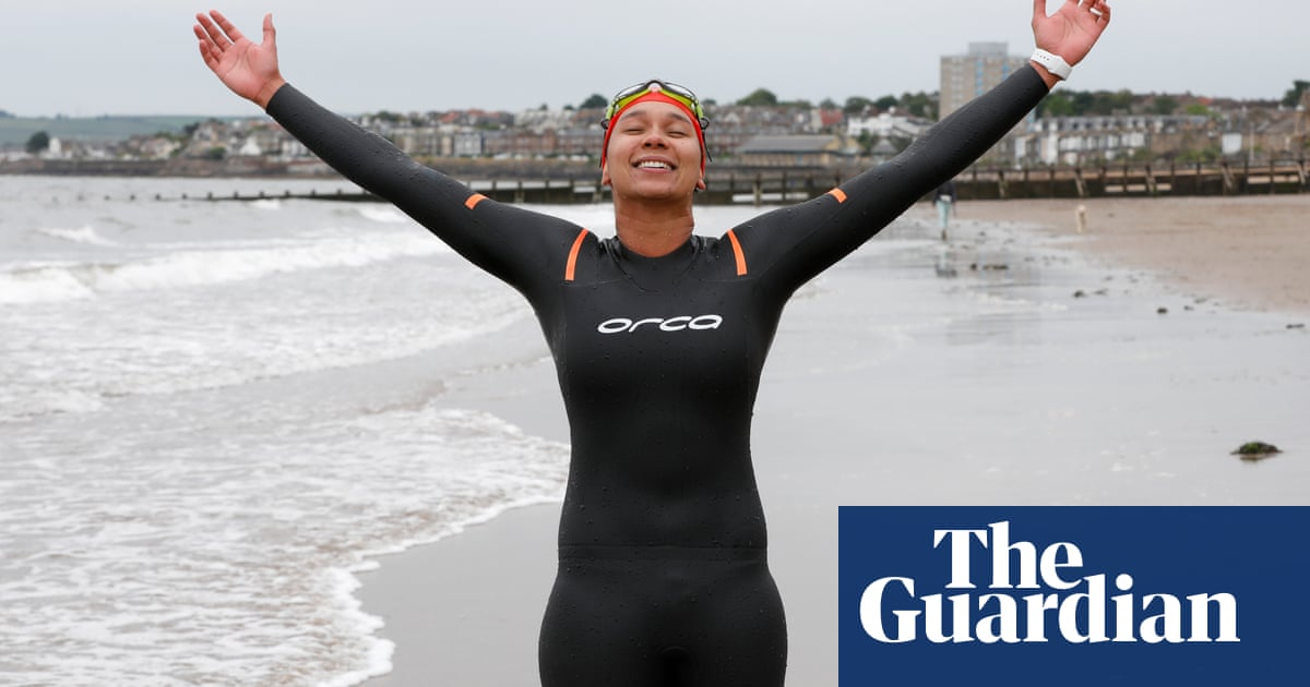 The longest swim: solstice wild swimmers around the UK – photo essay