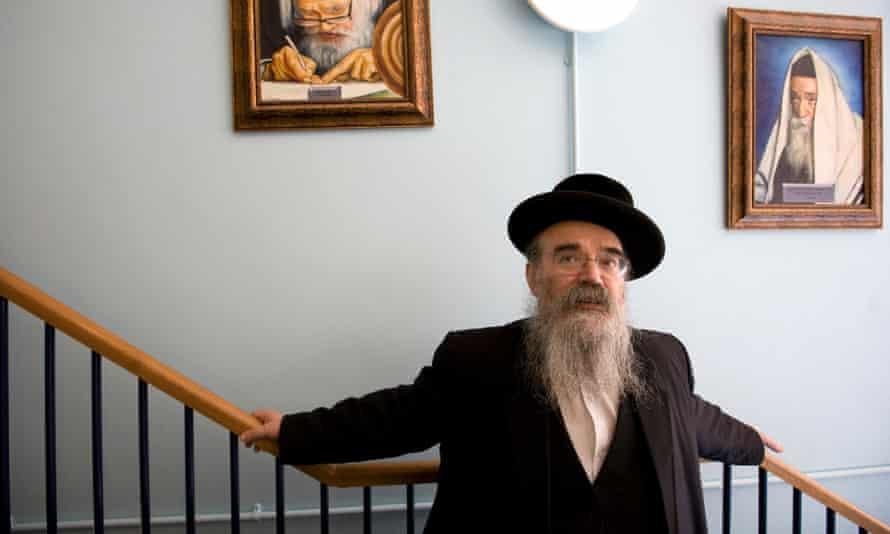 Rabbi Abraham Pinter