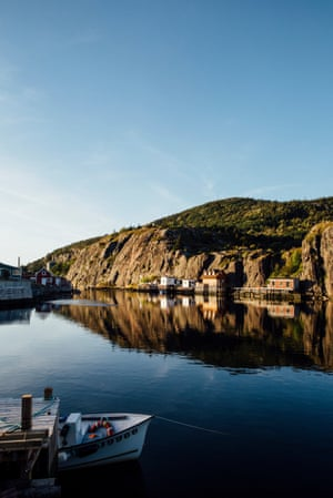 Quidi Vidi, Newfoundland, Canada