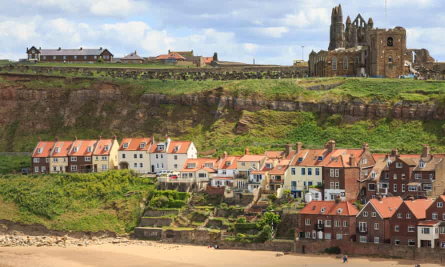 Whitby Abbey. Millie remembers that Helen loved North Yorkshire and Matt recalls that she loved the abbey