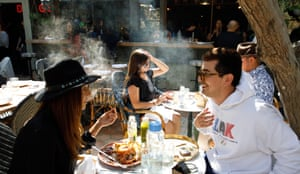 While the food served will not be infused with cannabis, diners will be offered the services of a 'flower host' who will advise how to pair different strains of marijuana with menu items