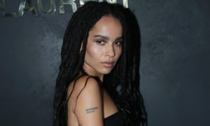 Zoe Kravitz To Play Catwoman Opposite Robert Pattinson S