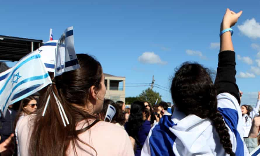 'Must we carry the burden of answering for all of Israel's actions because we were born Jewish?'